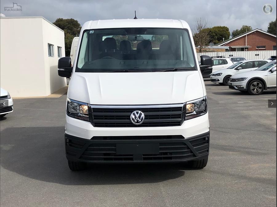 2019 Volkswagen Crafter 35 TDI410 SY1