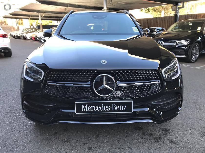 2020 Mercedes-Benz GLC 200 Wagon