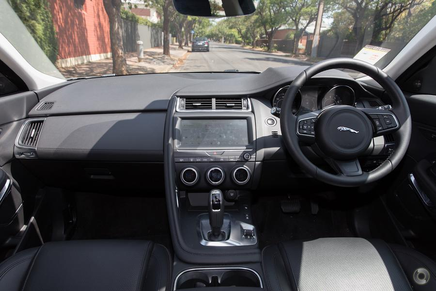 2019 Jaguar E-PACE P200 SE X540