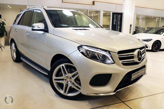 2015 Mercedes-Benz GLE 350 D