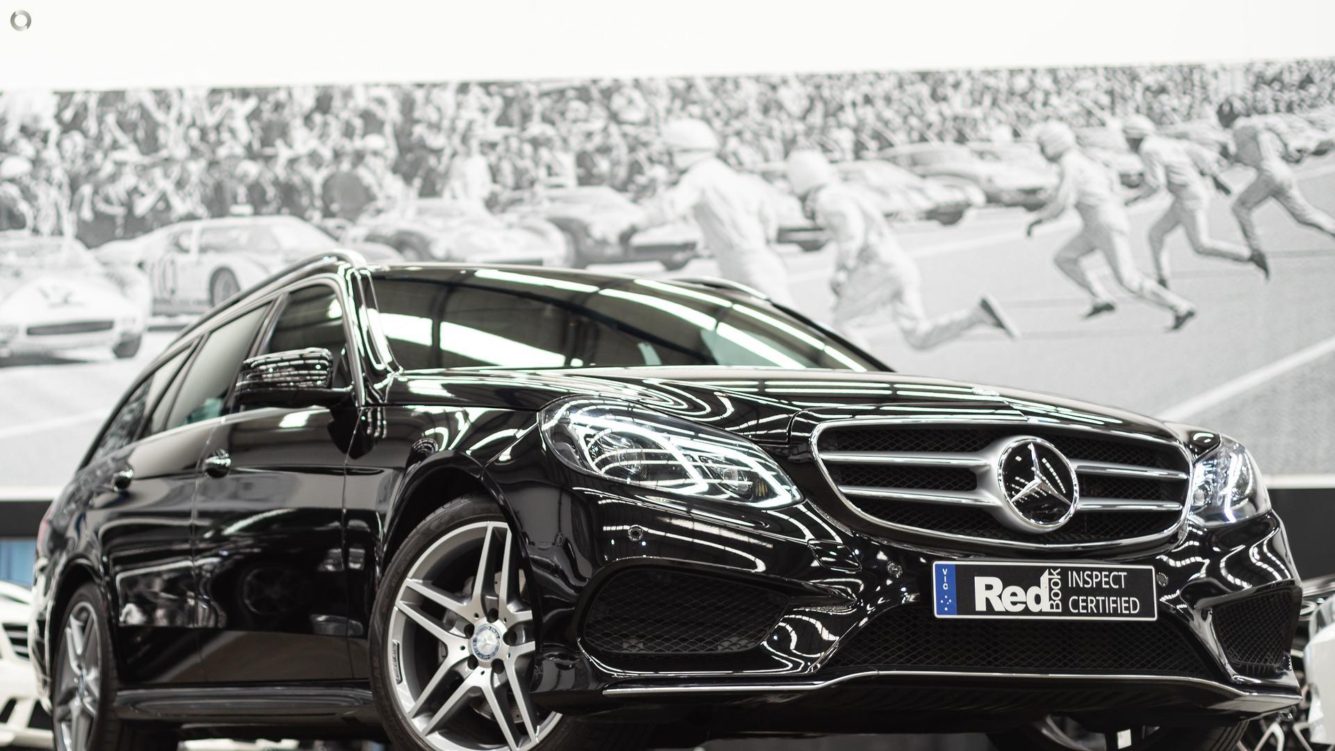2014 Mercedes-Benz E-Class S212