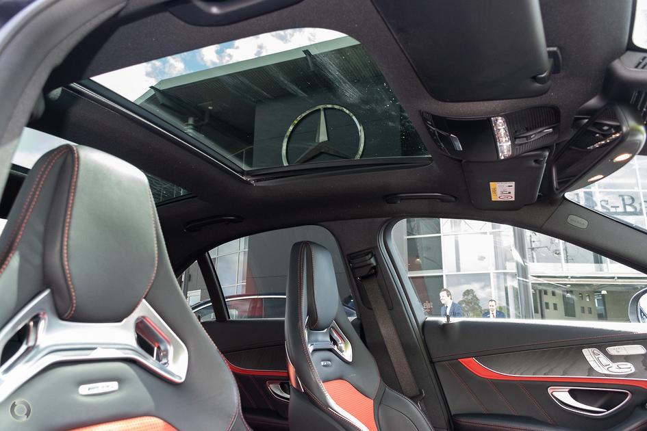 2016 Mercedes-Benz C 63 AMG S Sedan