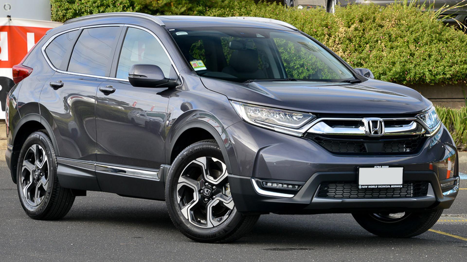 2019 Honda CR-V RW
