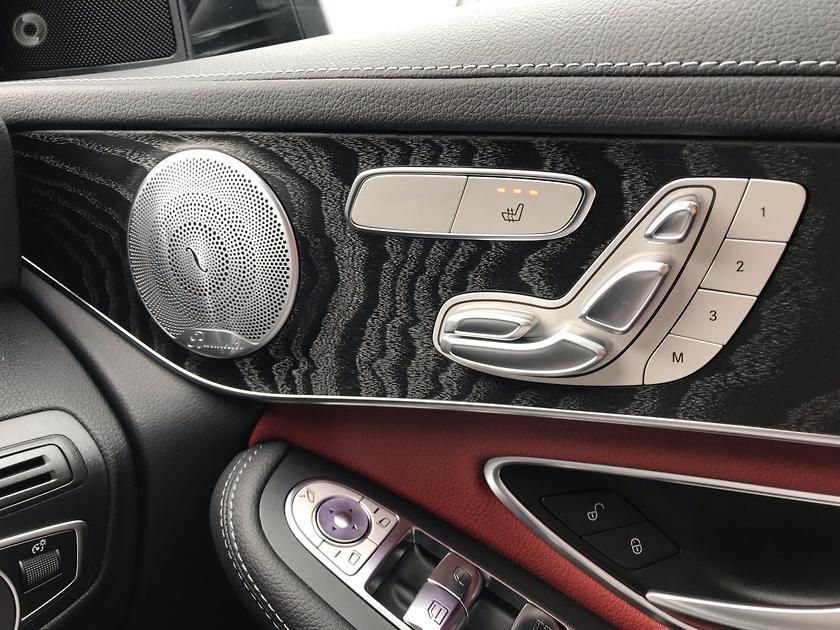 2019 Mercedes-Benz GLC 43 AMG Coupé
