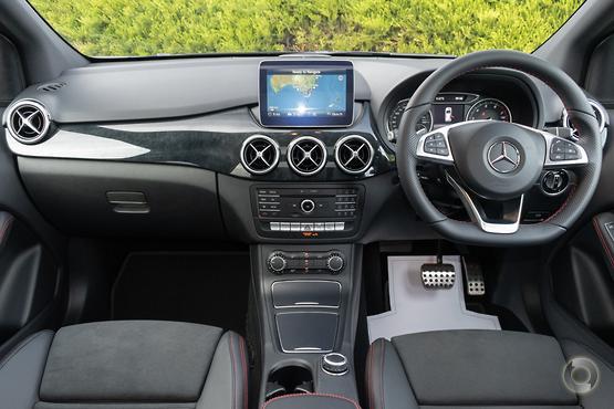 2018 Mercedes-Benz B-CLASS
