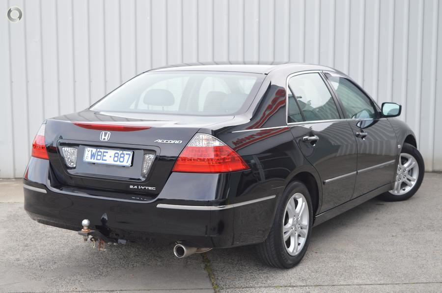 2007 Honda Accord VTi-L 7th Gen