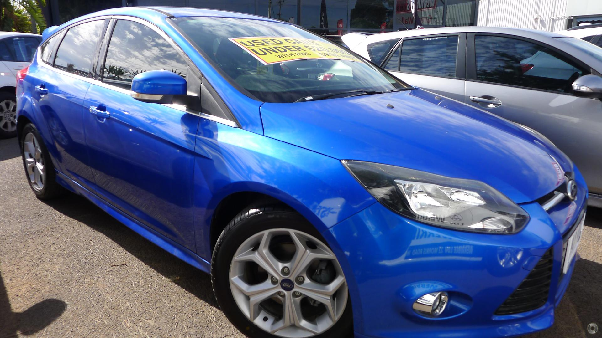 2014 Ford Focus Sport LW MKII