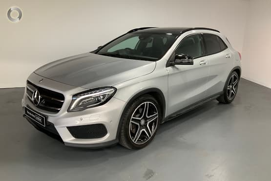 2014 Mercedes-Benz GLA 250