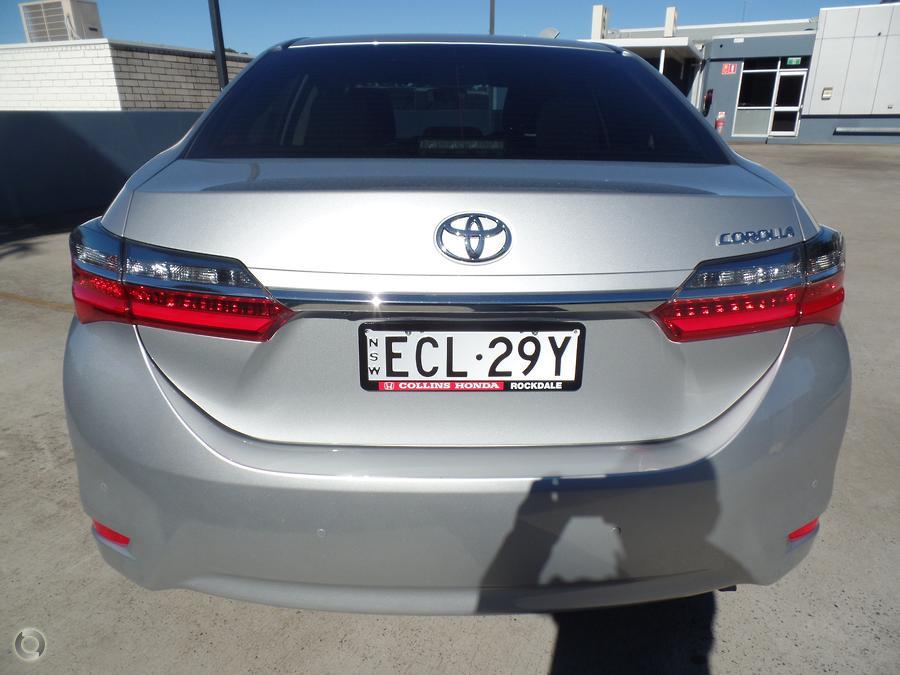 2018 Toyota Corolla SX ZRE172R