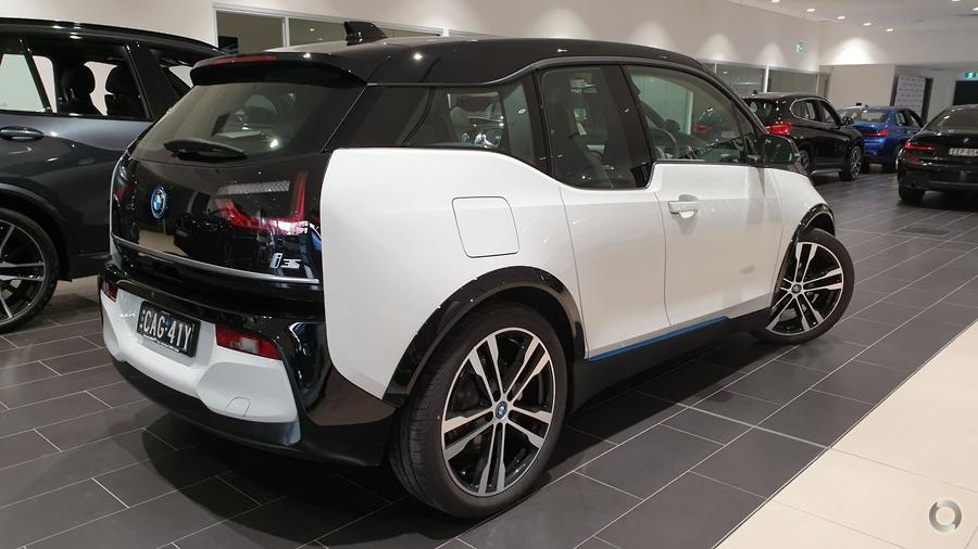2019 BMW i3 s 120Ah