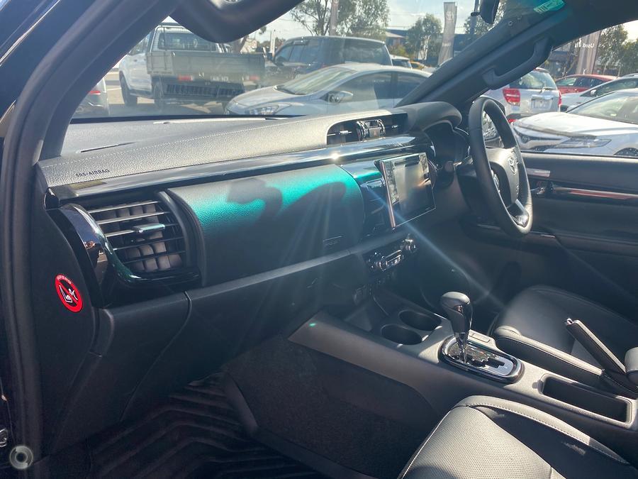 2018 Toyota Hilux Rugged X GUN126R