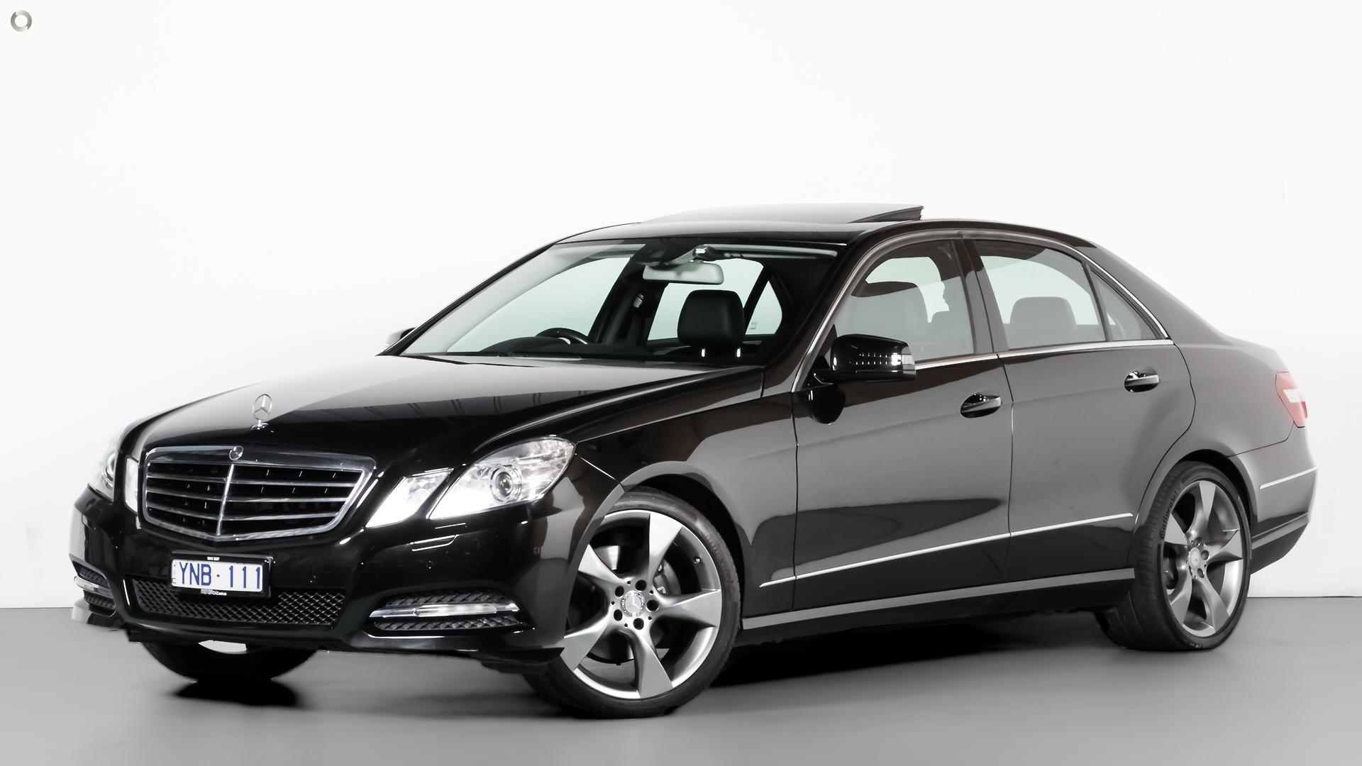 2011 Mercedes-Benz E350 Avantgarde  W212