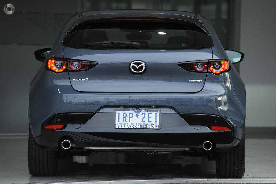 2019 Mazda 3 G20 Touring BP Series