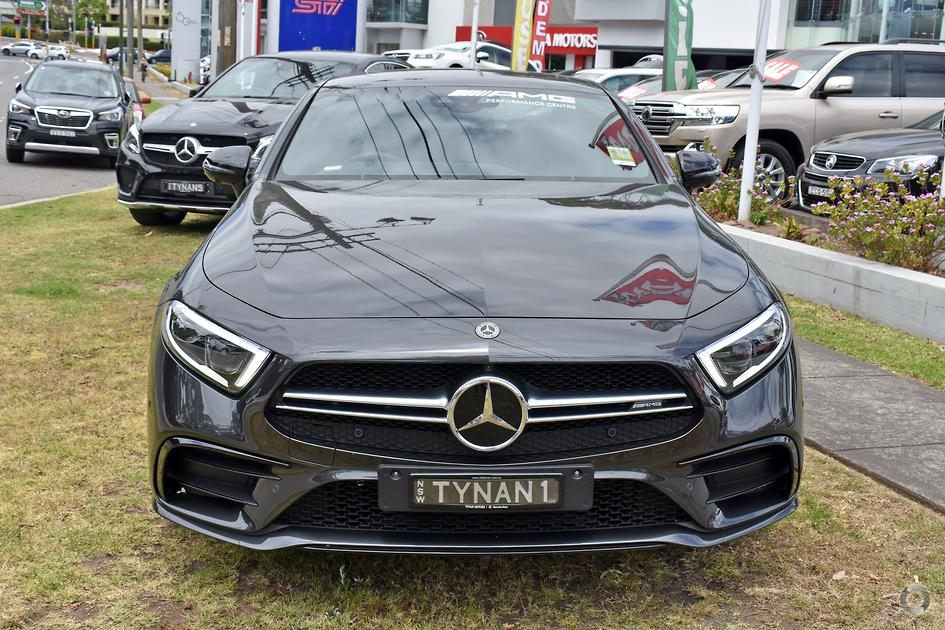 2019 Mercedes-Benz CLS 53 AMG Coupe