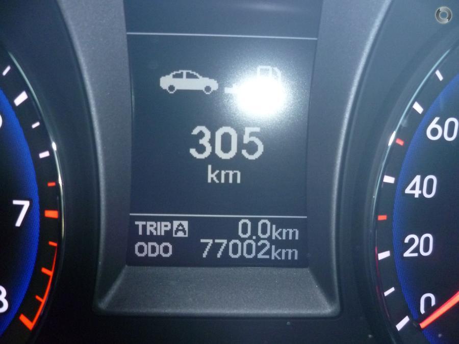 2013 Hyundai i40 Active VF2