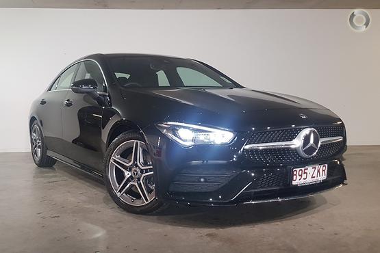 2019 Mercedes-Benz CLA 200