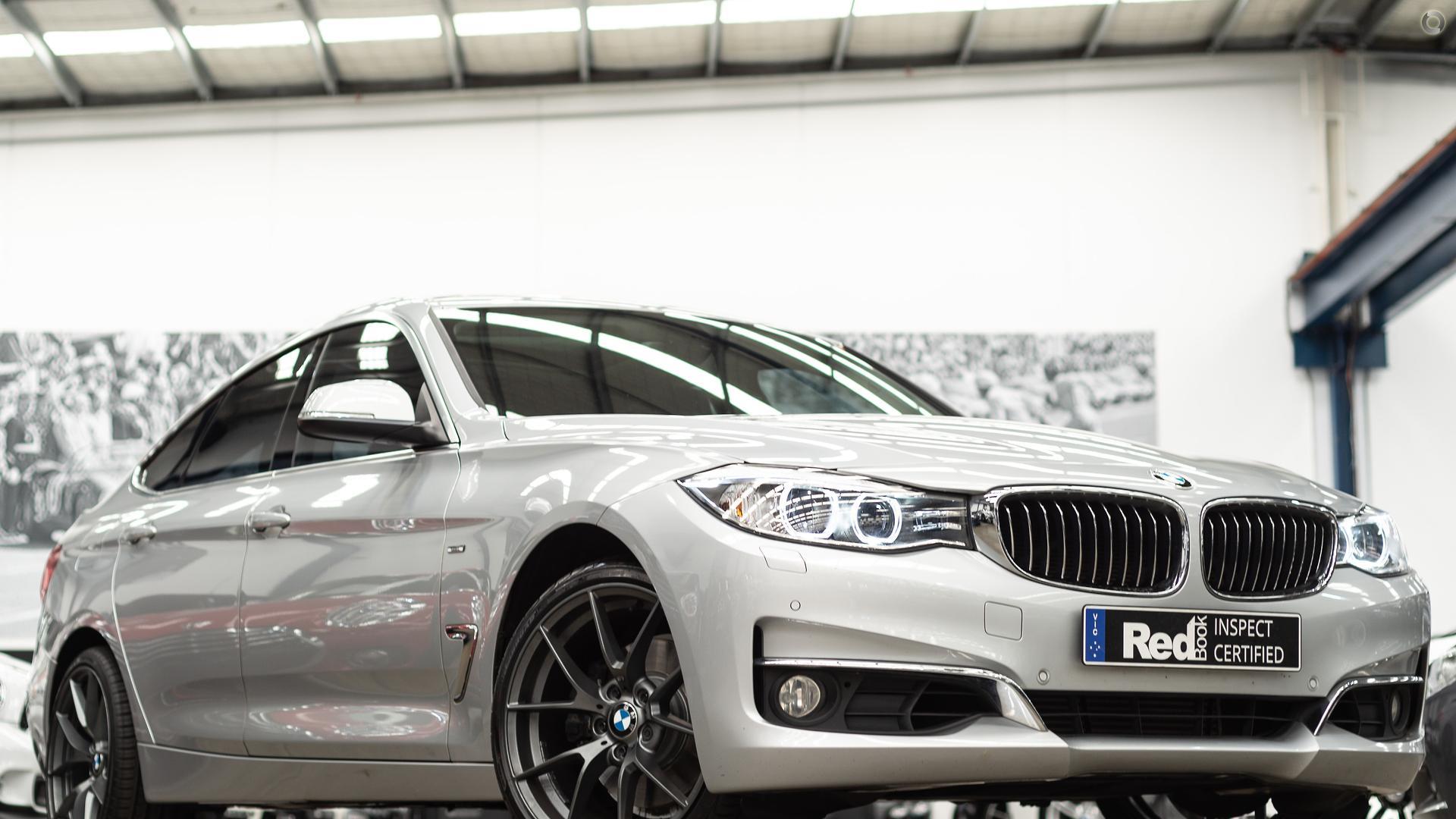 2013 BMW 3 Series F34