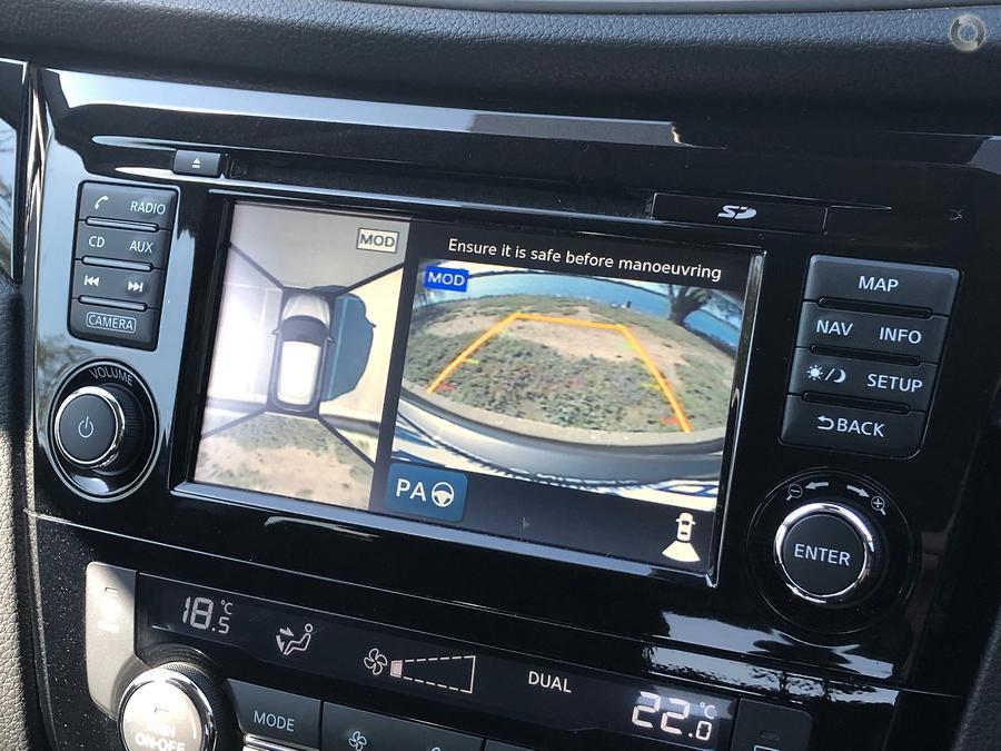 2017 Nissan QASHQAI Ti J11