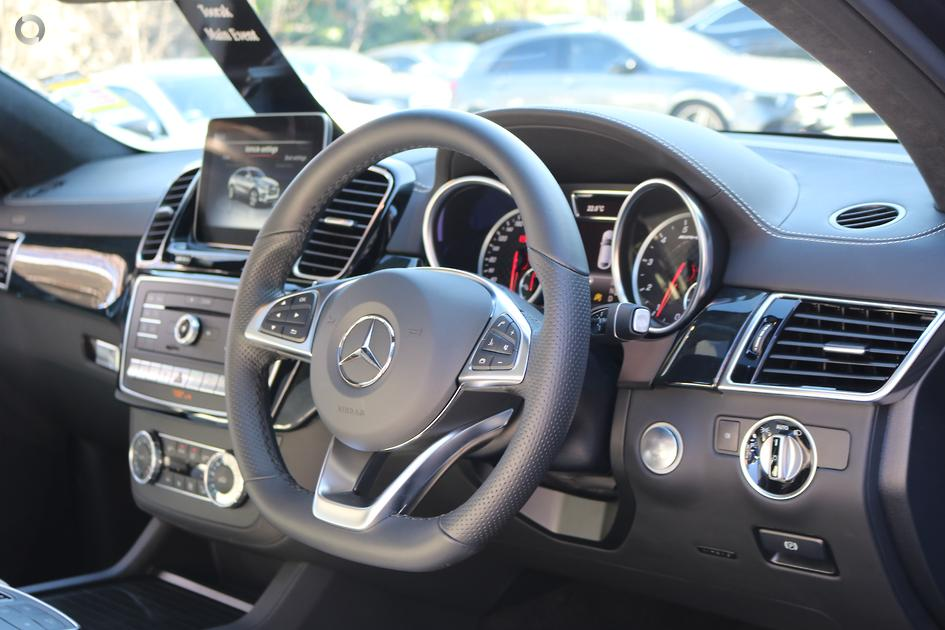 2018 Mercedes-Benz GLE 43 AMG Coupe