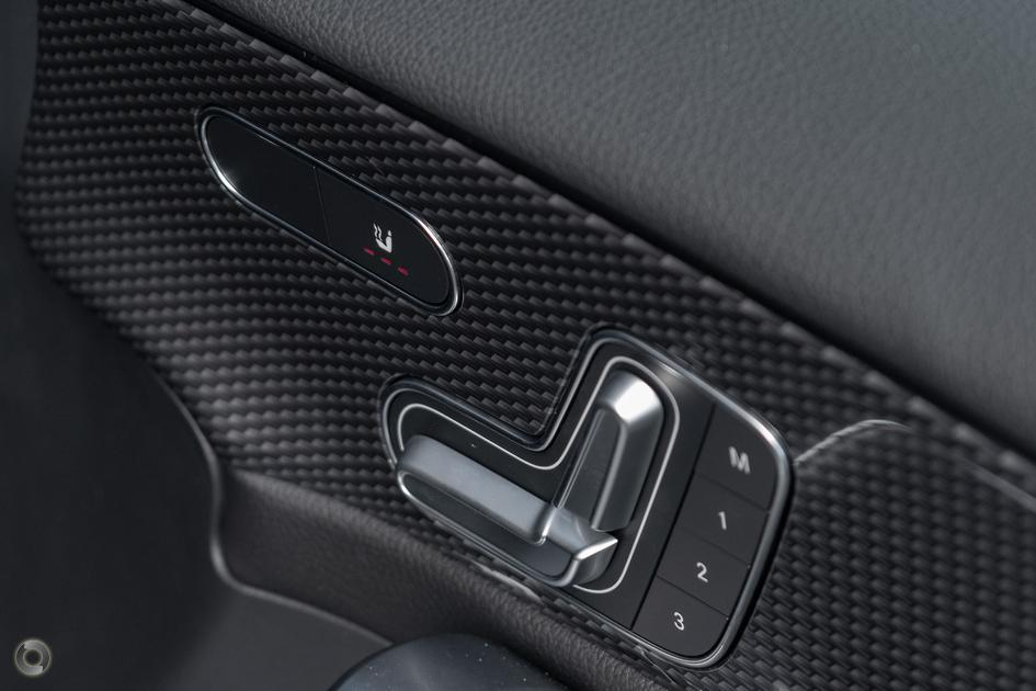 2019 Mercedes-Benz A-CLASS Hatch