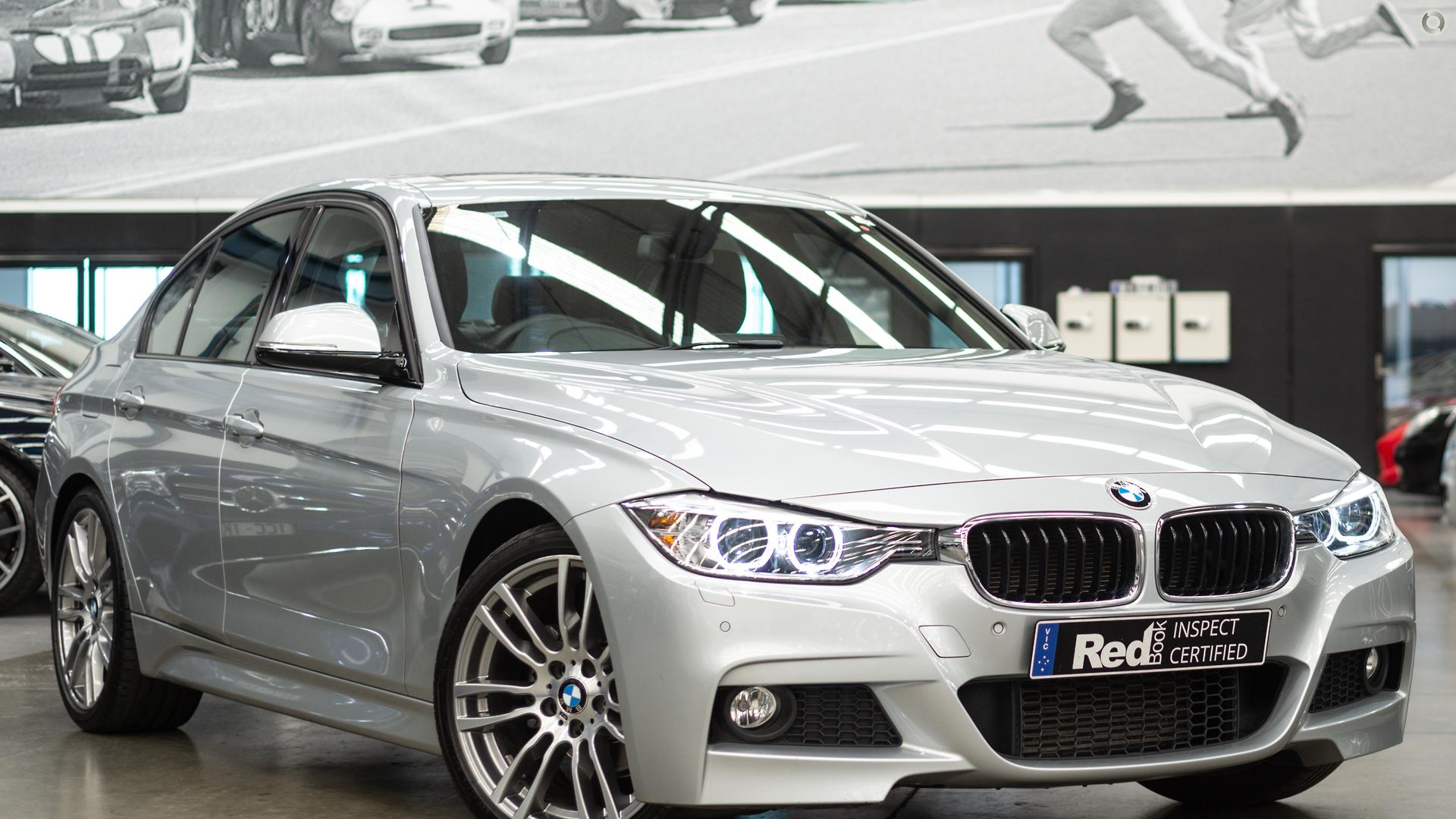 2014 BMW 3 Series F30