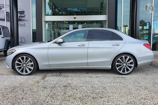 2014 Mercedes-Benz C 250 BLUETEC