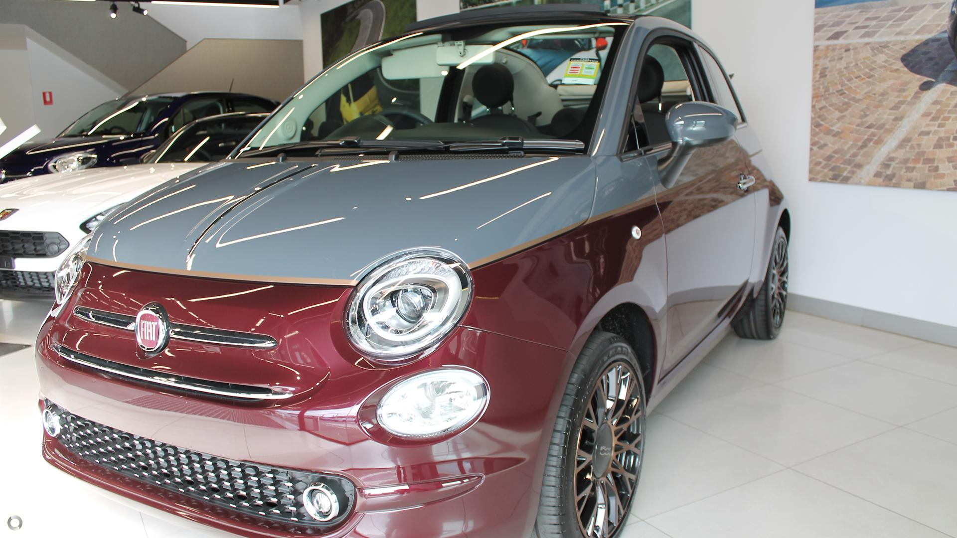 2019 Fiat 500C Collezione Fall/Winter Edition Series 6