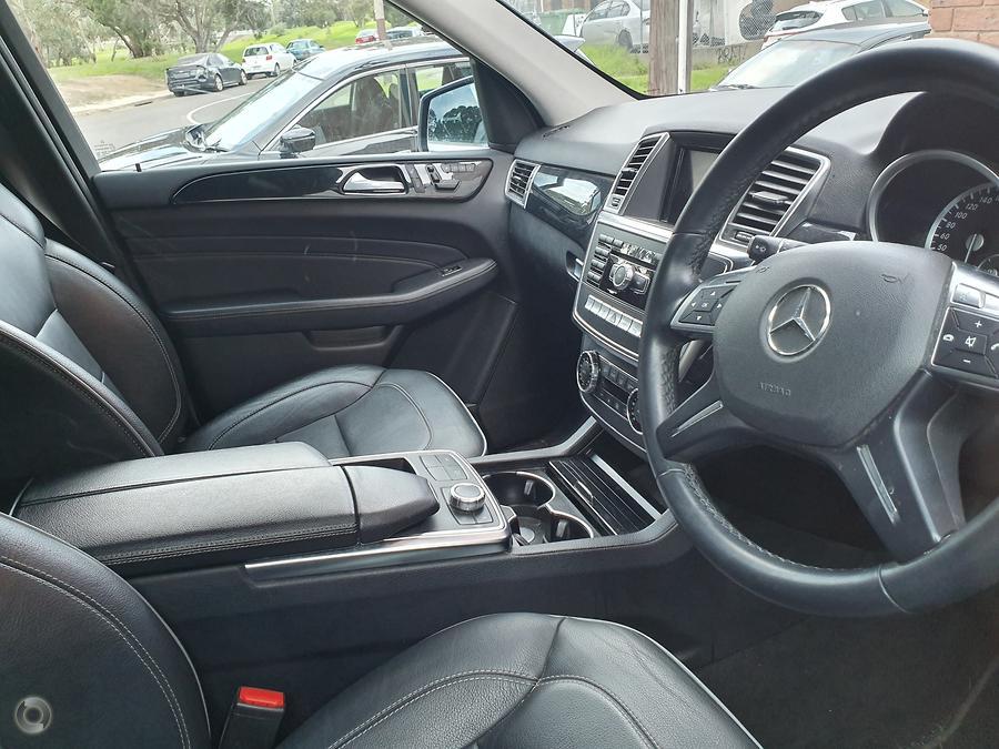 2013 Mercedes-Benz ML350 BlueTEC W166