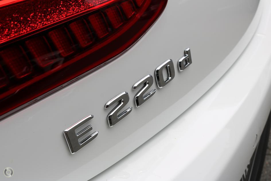 2019 Mercedes-Benz E 220 D Coupé