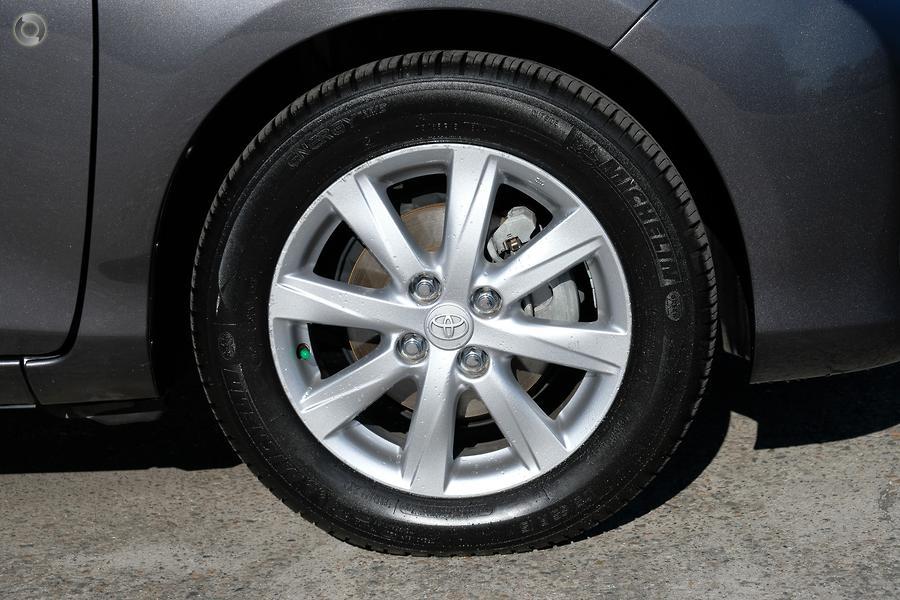 2013 Toyota Yaris YRX NCP131R