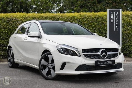 2016 Mercedes-Benz <br>A 200 D