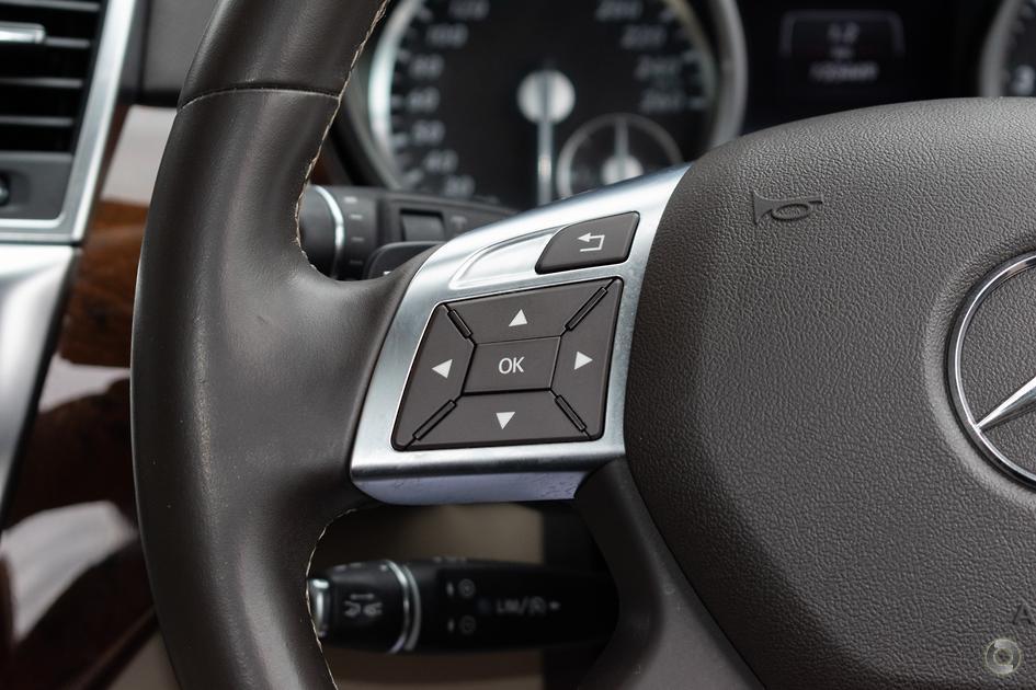 2014 Mercedes-Benz ML 500 Wagon