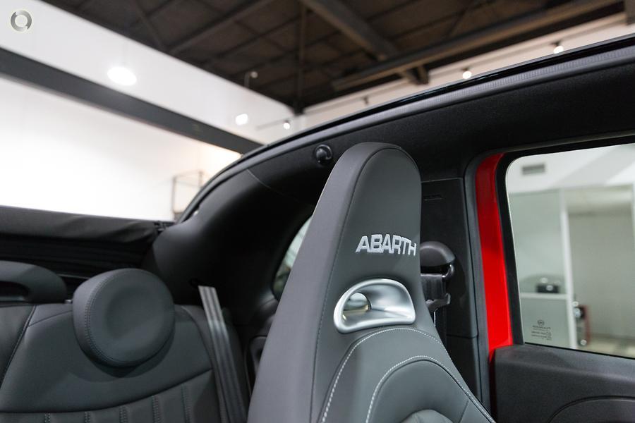 2019 Abarth 595 Competizione Series 4