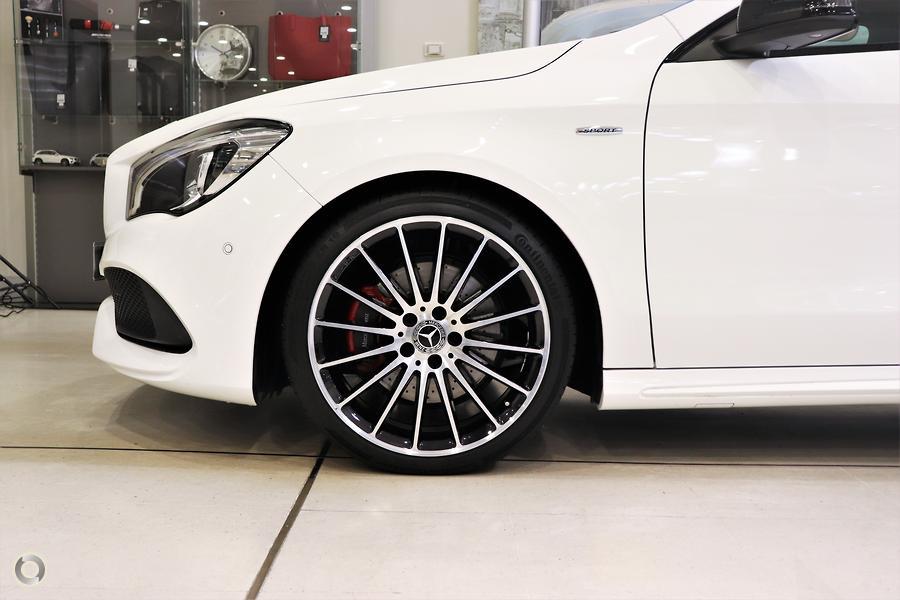 2019 Mercedes-Benz CLA250 Sport  X117