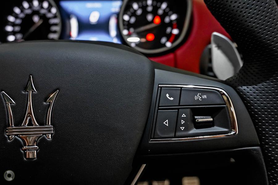 2019 Maserati Levante S GranSport M161
