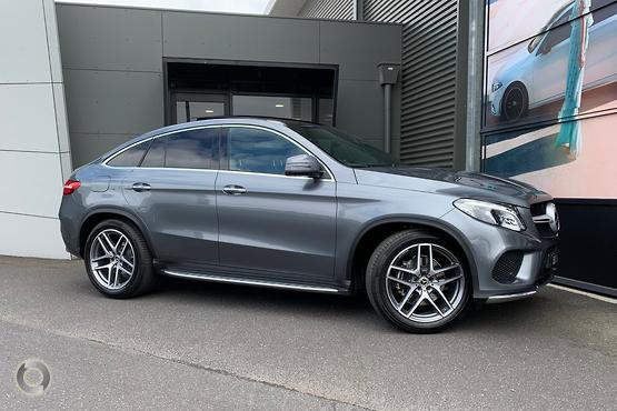 2018 Mercedes-Benz GLE 350 D