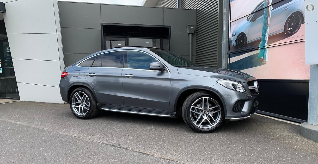 2018 Mercedes-Benz GLE 350 D Coupe