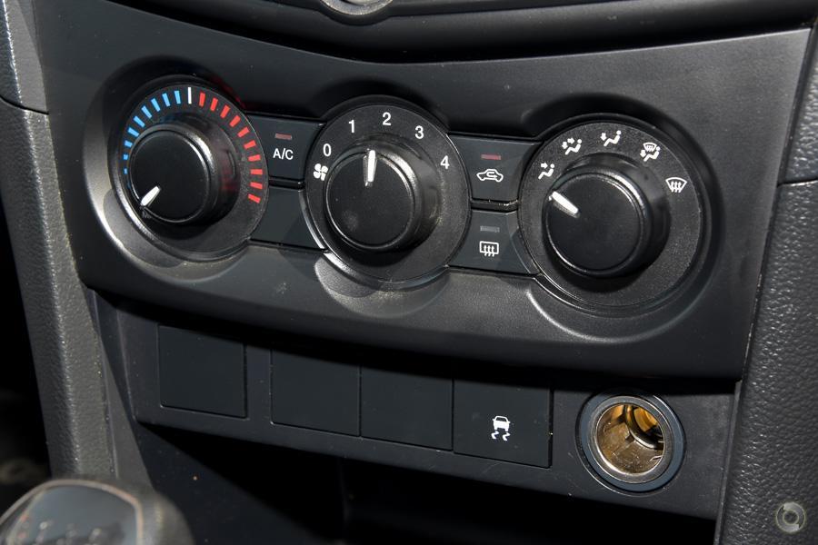 2017 Mazda BT-50 XT Hi-Rider UR