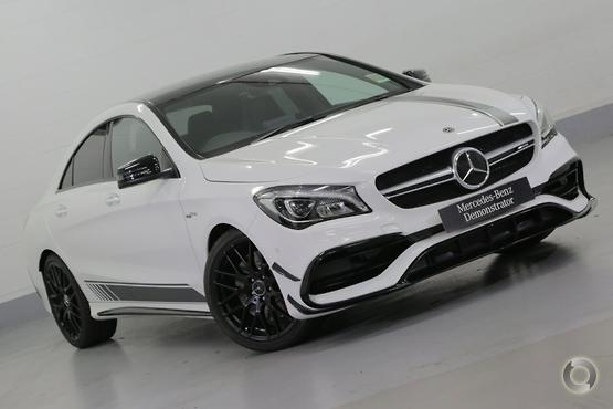 2018 Mercedes-Benz CLA 45 AMG