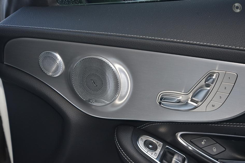 2016 Mercedes-Benz C 300 Coupé