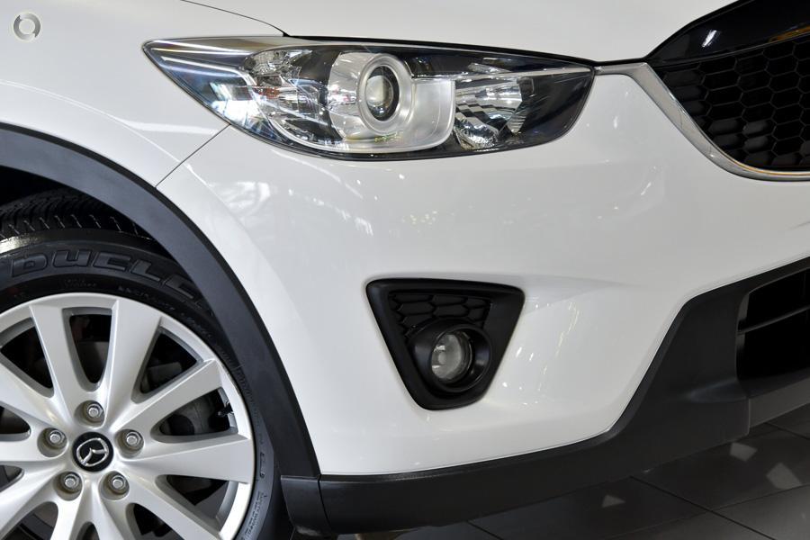 2012 Mazda CX-5 Maxx Sport KE Series