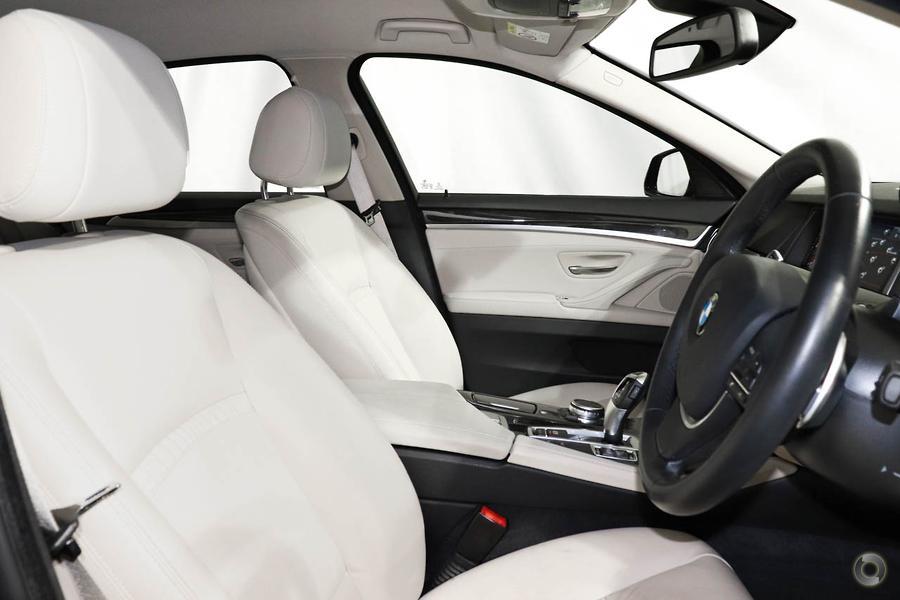 2015 BMW 520d Luxury Line