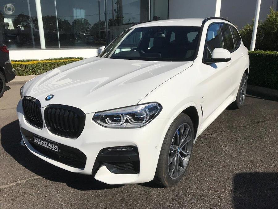 2020 BMW X3 xDrive30d M Sport