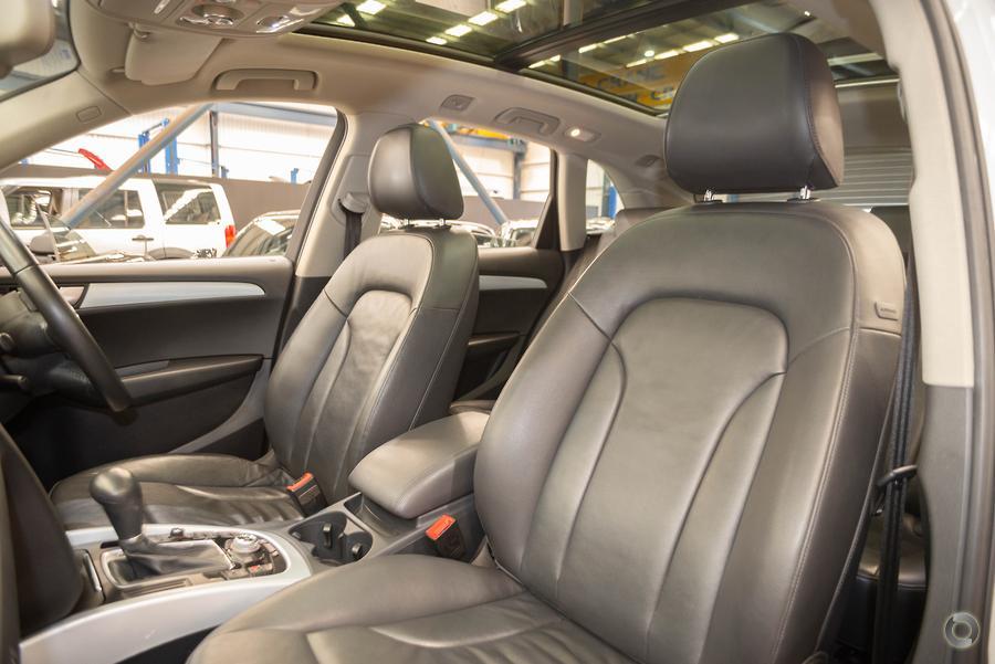 2011 Audi Q5 TDI 8R