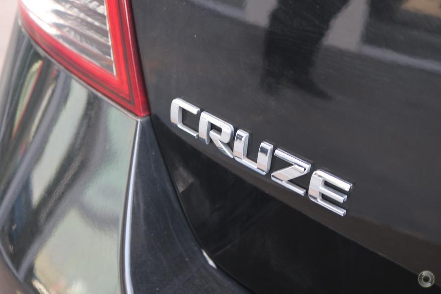 2015 Holden Cruze Equipe JH Series II