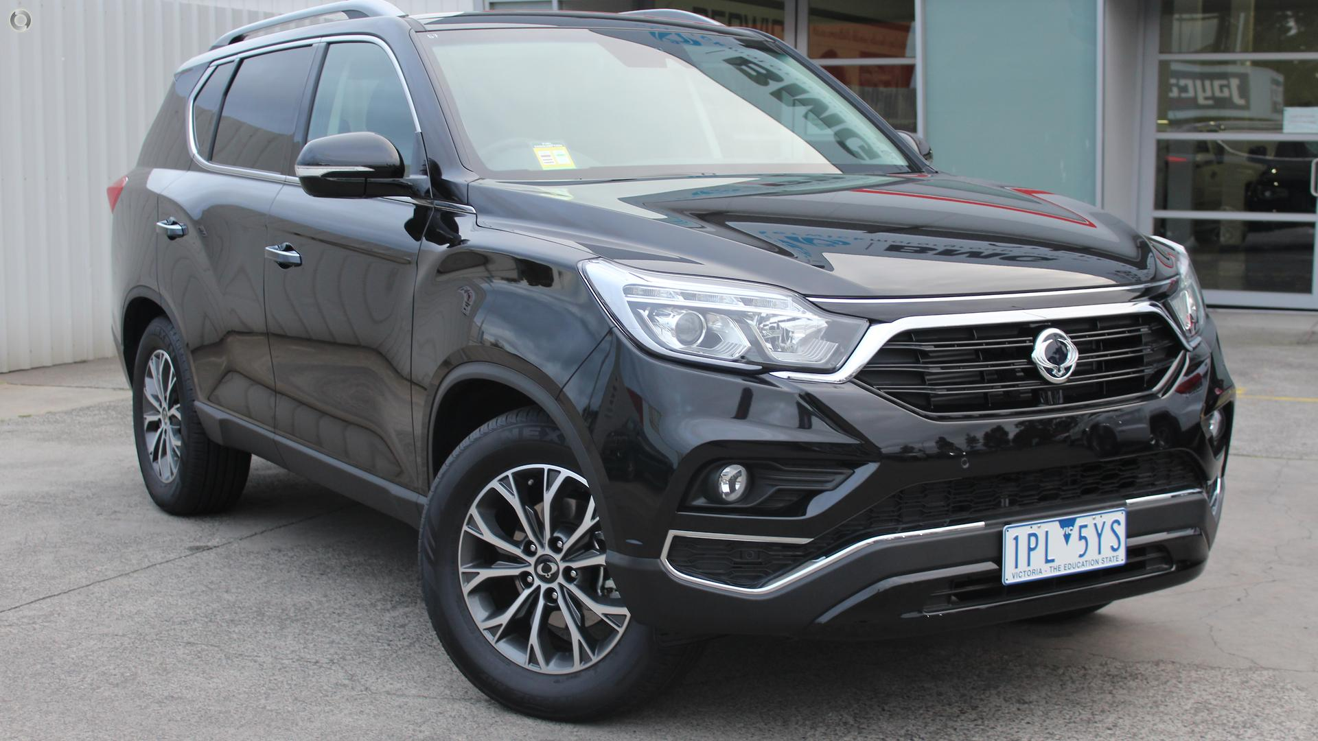 2019 SsangYong Rexton ELX Y400