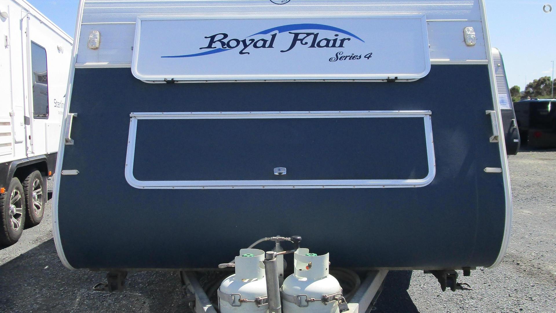 2005 Royal Flair Van Royce