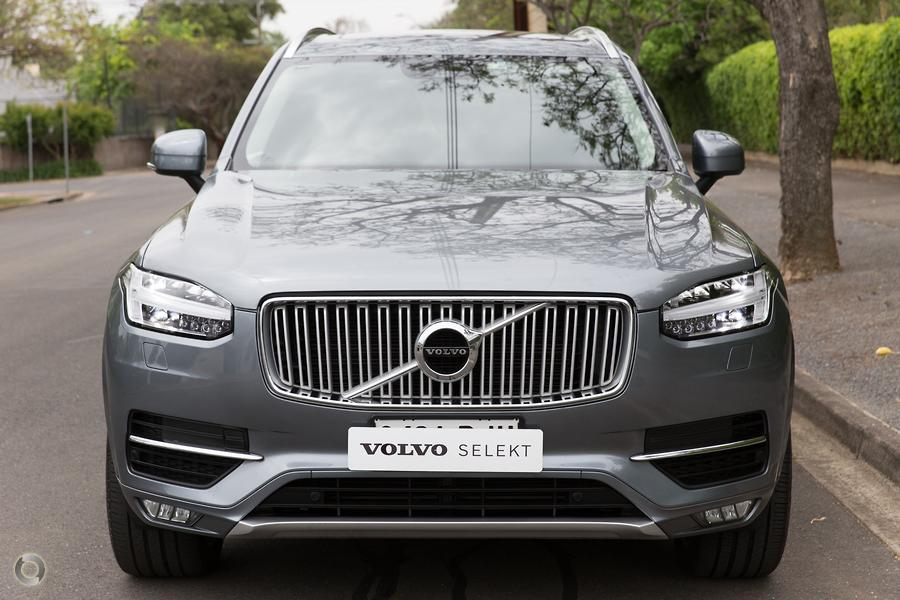 2015 Volvo XC90 T6 Inscription (No Series)