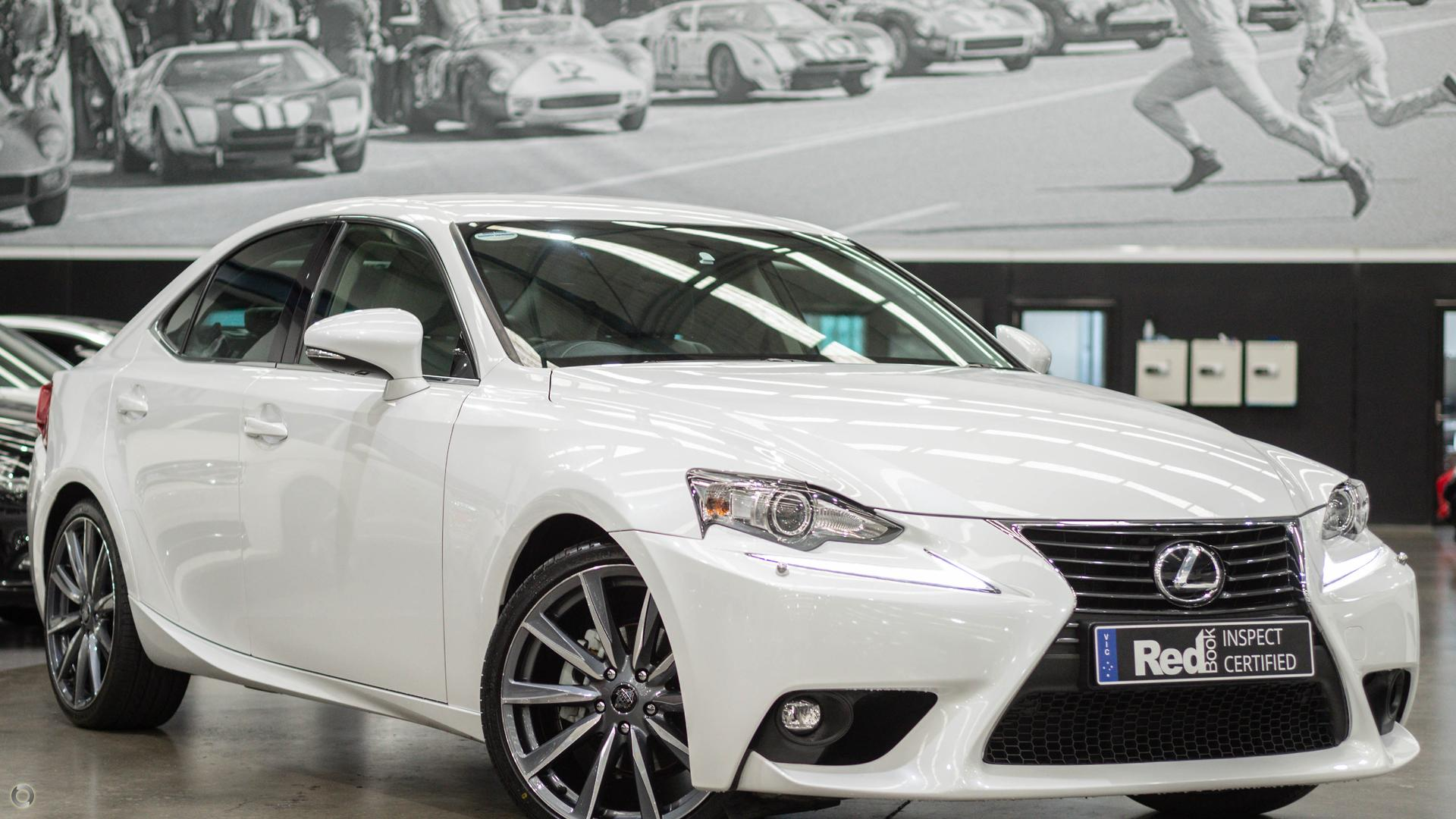 2015 Lexus IS250 Luxury GSE30R