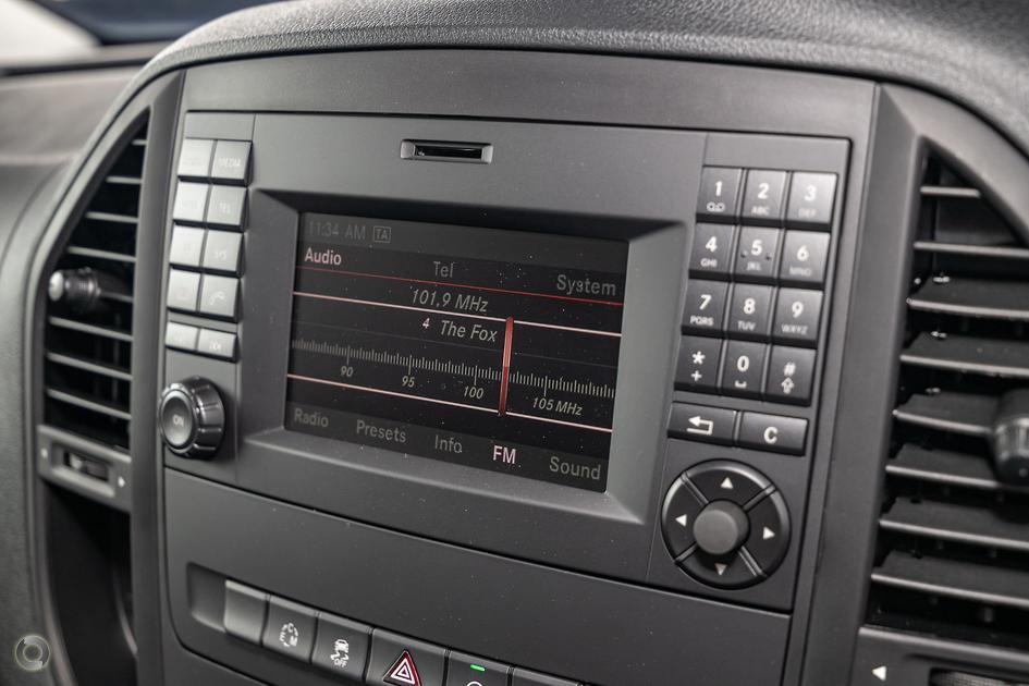 2020 Mercedes-Benz VITO Van 114CDI